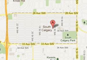South Calgary Homes for Sale
