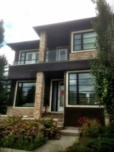 Westgate Infill Home Calgary Southwest