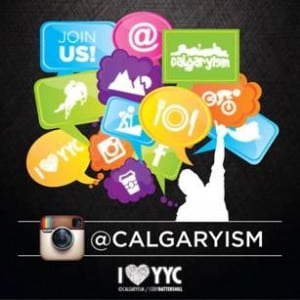 Calgaryism Facebook Instagram Twitter Graphic Join Us