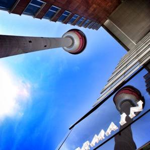 Best Calgary Tourist Attractions Calgary Tower Downtown