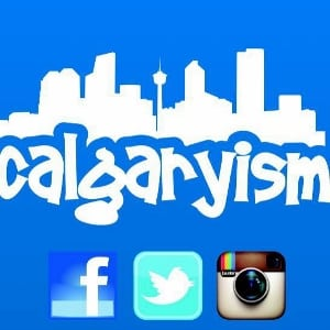 Calgaryism Source YYC Calgary Alberta graphic
