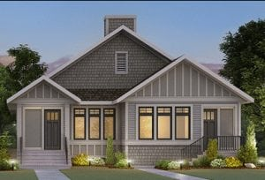 mahogany new paired home model baywest section23 builders