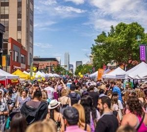 best activities events calgary lilac festival
