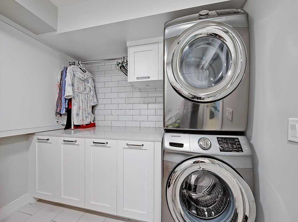 parkhill home for sale laundry room basement